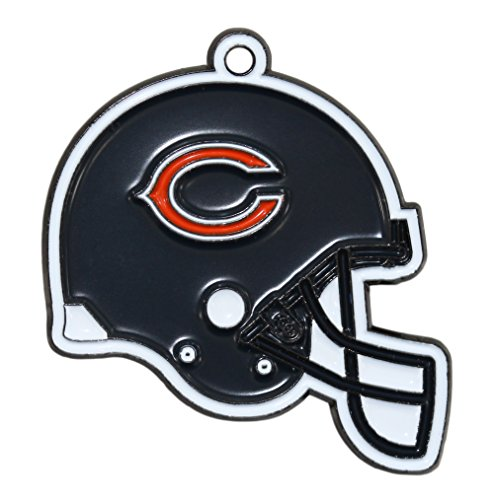 NFL Dog TAG - Chicago Bears Smart Pet Tracking Tag. - Best Retrieval System for Dogs, Cats or Army Tag. Any Object Youd Like to Protect