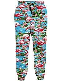 7fadb5b2fa20 Men Women Sweatpants Funny Joggers Pants Sports Trousers with Drawstring