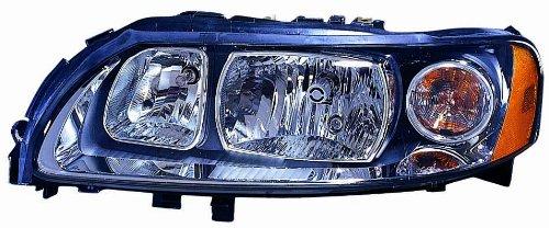 Depo 373-1113L-AF2 Head Lamp Assembly (Volvo S-60 05-09 Halogen Driver Side Nsf) ()