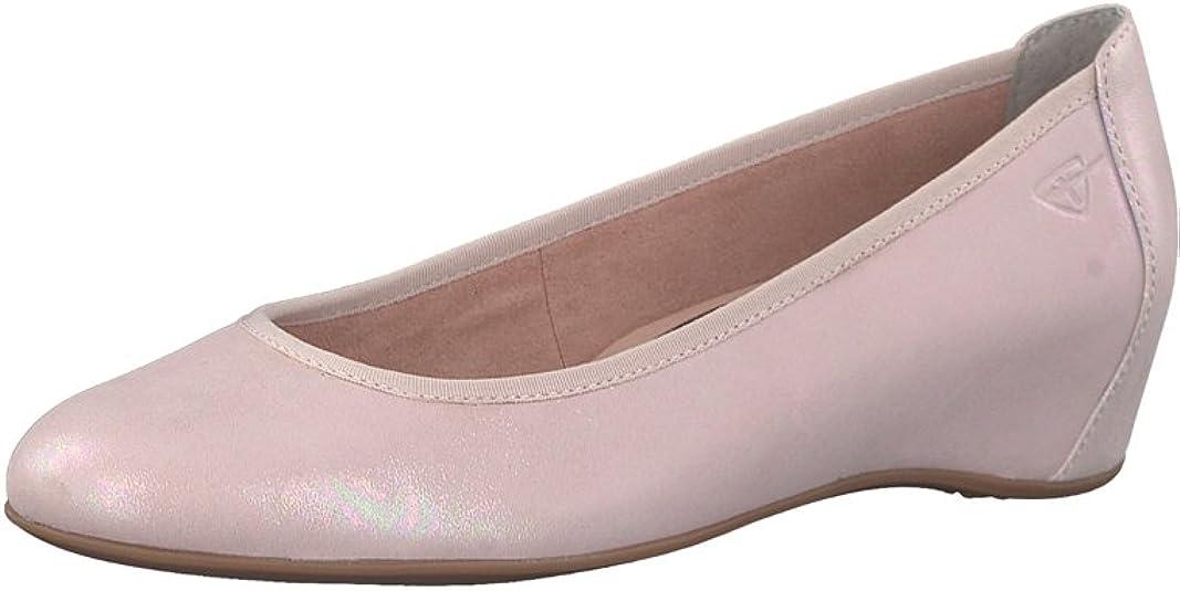 Tamaris Damen Ballerinas 11 22421 20 548 rosa 400410: Amazon