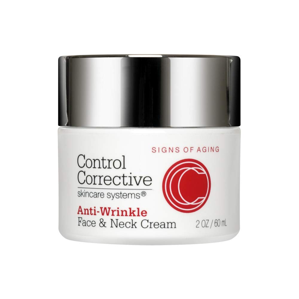 Control Corrective Anti-Wrinkle Face and Neck Cream (2 oz)