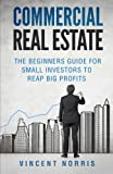 img - for Commercial Real Estate: The Beginners Guide for Small Investors to Reap Big Profits (Real Estate Investor Series) book / textbook / text book