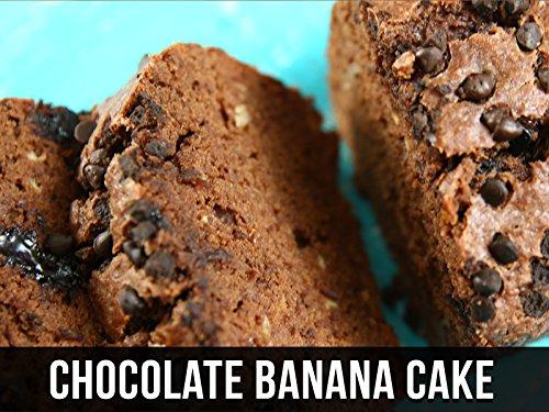 (Clip: Chocolate Banana Cake)