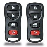KeylessCanada © 2 New Replacement Keyless Entry Remote Control Key Fob For Nissan Infiniti KBRASTU15