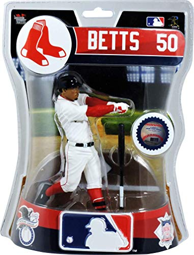 (Imports Dragon MLB Boston Red Sox 2017 Mookie Betts Action)