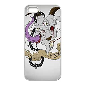 iPhone 4 4s Cell Phone Case White PIZZA GOAT JNR2096131