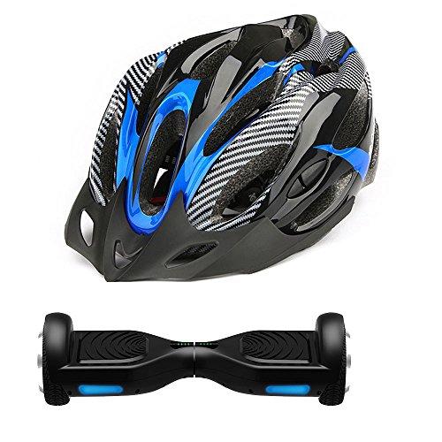 Helmet-with-Sweatsaver-Liner-Multi-Sport-Motorcycle-Helmet-Adult-Cycling-Bike-Helmet-Eco-Friendly-Adjustable-Trinity-Suitable-for-Skateboard-Biking-Bicycle-Self-Balancing-Scooters-Bike
