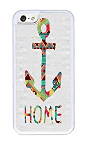 Apple Iphone 5C Case,WENJORS Awesome you make me home Soft Case Protective Shell Cell Phone Cover For Apple Iphone 5C - TPU White