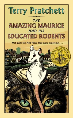 book cover of The Amazing Maurice and His Educated Rodents