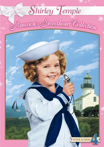 Shirley Temple: America's Sweetheart Collection, Vol. 4,  Captain January / Just Around the Corner / Susannah of the (Slim Jim Guy)