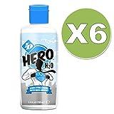 ID HERO H20 WATER SCHMIERMITTEL 130ML PACK 6 UNITS