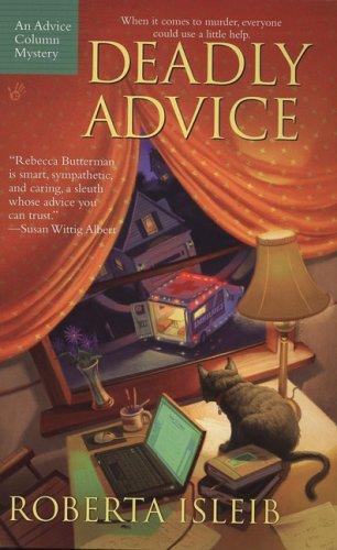 Deadly Advice (An Advice Column Mystery)