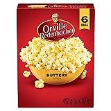 Orville Redenbacher's Pop Up Bowl Buttery Popcorn 6Pack
