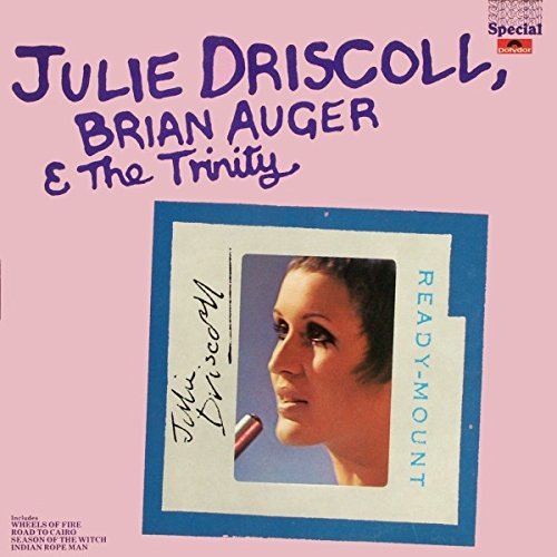 Julie Driscoll And Brian Auger And The Trinity