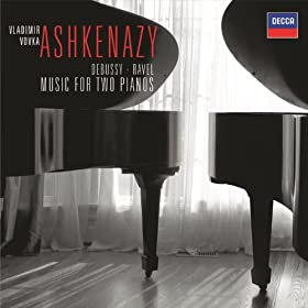 en blanc et noir for 2 pianos 2 lent sombre vladimir ashkenazy and vovka. Black Bedroom Furniture Sets. Home Design Ideas