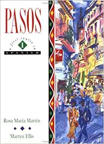 Amazon.com: Pasos 1: A First Course in Spanish