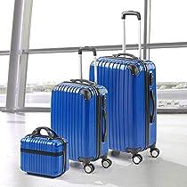 Oferta en Gridinlux - Juego de maletas y neceser- set de viaje