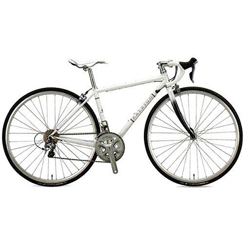 RALEIGH(ラレー) ロードバイク Carlton-F (CRF) パールホワイト 420mm B07676X57Y