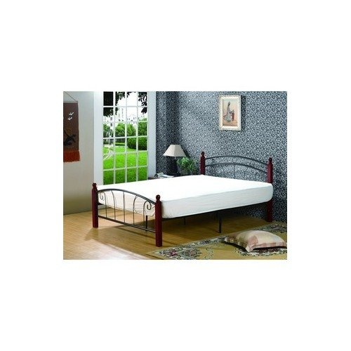 William's Home Furnishing Bed with Headboard/Footboard/Rails, Full