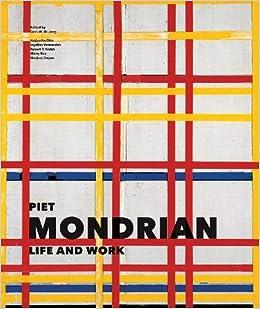 a54e7bc208 Piet Mondrian  Life and Work - 9781419714085 - Livros na Amazon Brasil
