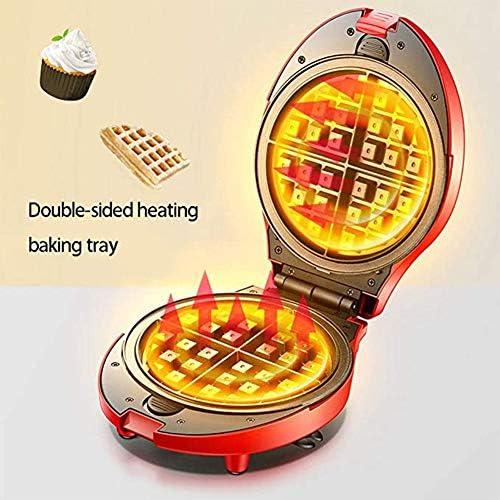Multifonction Mini gaufrier électrique,beignet crème glacée cône gril gâteau four casserole oeuf Machine plaques