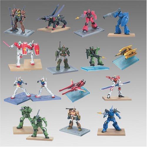 Bandai Hobby NEO Gundam Collection (Box/15), Bandai Collection Action Figure