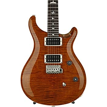 prs ce 24 electric guitar amber stain musical instruments. Black Bedroom Furniture Sets. Home Design Ideas