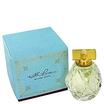 With Love Hillary Duff 3.4 Fl. oz. Eau De Parfum Spray Women