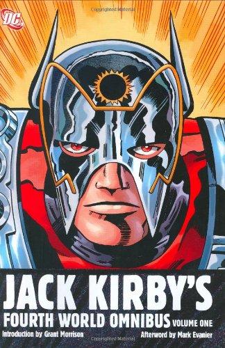 the fourth world jack kirby - 2