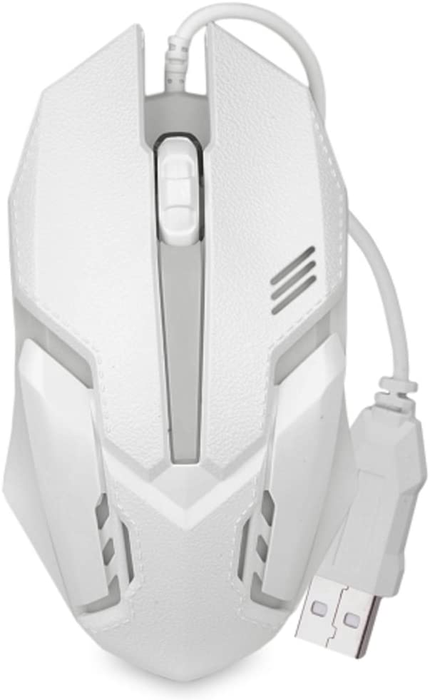 Mouse Vertical Wired Mouse USB 3D Gaming Mouse Programmable 6 Buttons Optical Led Mice Desktop