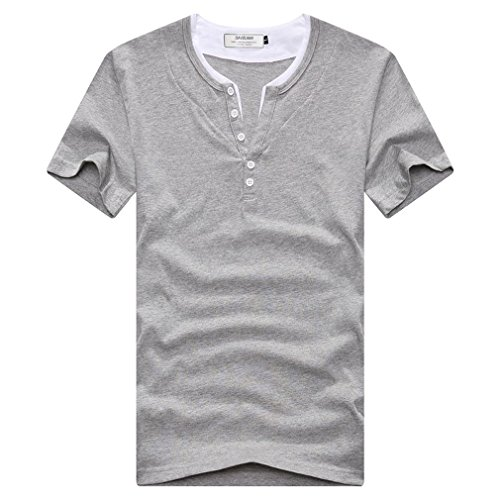 DAVID ANN Casual Neck Sleeves T Shirt product image
