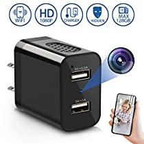 Spy Camera Wireless Hidden WiFi Camera, Updated 2019 Version I...