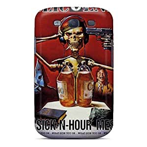 Shock-Absorbing Cell-phone Hard Covers For Samsung Galaxy S3 (Vwi4569NcJz) Allow Personal Design Stylish Muse Pictures