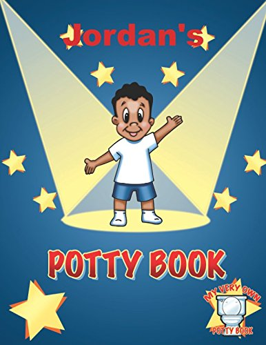Search : Jordan's Potty Book: African American Boy with Black Hair