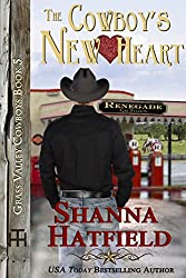 The Cowboy's New Heart (Grass Valley Cowboys Book 5)