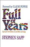 Full of Years, Stephen Sapp, 0687137101