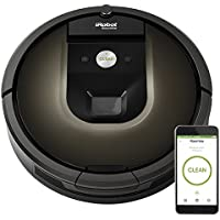 iRobot Roomba 980 Robot Vacuum with Wi-Fi Connectivity