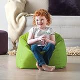 My 1st Bean Bag - Indoor & Outdoor Childrens Bean Bags - Small Kids Bean Bag (Lime)