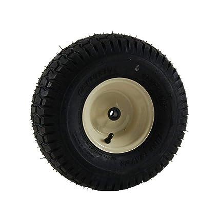 Amazon.com: MTD Rueda asm-comp 15 x parte # 634 – 04406 ...