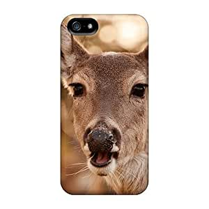 For Iphone 5/5s Premium Tpu Case Cover Lt Doe Protective Case Kimberly Kurzendoerfer