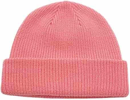 296b00833fbda6 Connectyle Classic Men's Warm Winter Hats Acrylic Knit Cuff Beanie Cap  Daily Beanie Hat
