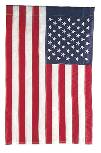 American Embroidered Garden Flag - 28