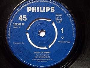 "The Springfields - Island Of Dreams / The Johnson Boys (7"" Vinyl)"