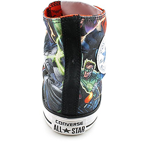 Converse All Star Hi Justice League Sneaker FASHION DC COMICS CT HI SHOES (10MEN 12WOMEN)