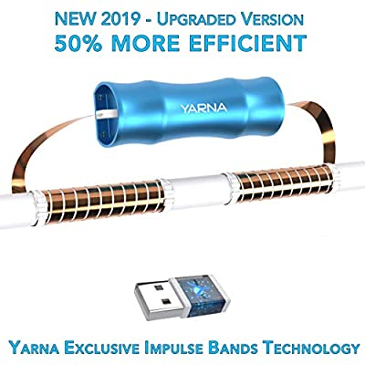 """Hard Water Problems? Hefty heating bills? Buy the YARNA Whole House Electronic Water Softener & Descaler - Removes up to 99% of Limescale, Maintenance Free (Max 2"""" Pipes)"""