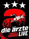 : Live - Die Nacht der Dämonen im Digipack [2 DVDs] (DVD)