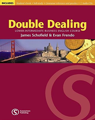 Double Dealing Pre-Intermediate Student's Book (mit 2 CDs)