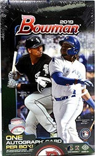 2019 Bowman Baseball Card - 2019 Bowman MLB Baseball HOBBY box