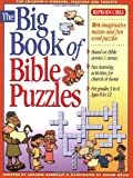 Big Book of Bible Puzzles, Gospel Light Publications Staff and Colleen Kennelly, 0830725423