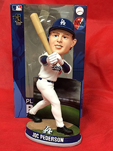 Man of Action Figures Exclusive L.A. Dodgers Joc Pederson Bobblehead ()